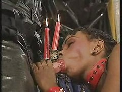 Ebony, Latex, Xhamster.com