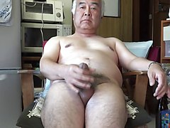 Kitchen, Old Man, Xhamster.com
