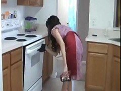 Handjob, Kitchen, Drtuber.com