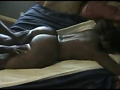 Ebony, Massage, Xhamster.com
