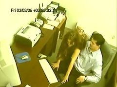 Office, Caught, Xhamster.com