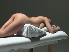 Massage, Ass, Xhamster.com