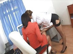 Office, Secretary, Xhamster.com