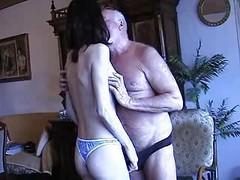 Grandpa, Blowjob, Xhamster.com