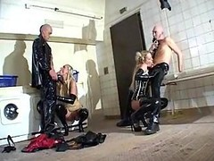 Group, Rubber, Xhamster.com
