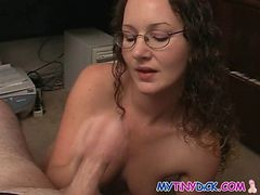 Glasses, Blowjob, Xhamster.com