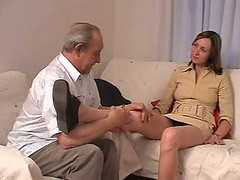 Girlfriend, Old Man, Xhamster.com