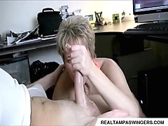 Handjob, Caught, Xhamster.com