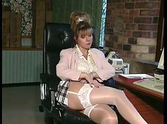 British, Office, Xhamster.com