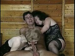 Hairy, Threesome, Xhamster.com