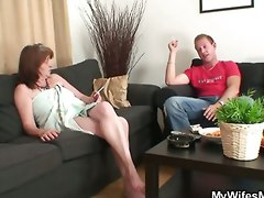 Wife, Seduced, Tube8.com