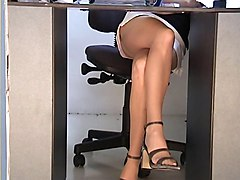 Office, Upskirt, Xhamster.com